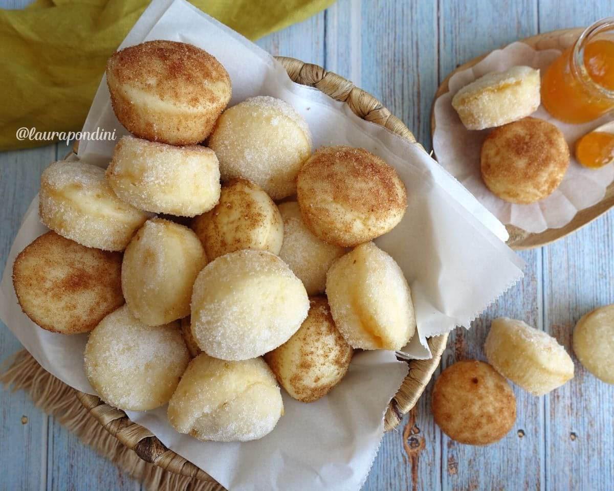 Duffins: Donuts o Muffins?La Ricetta fit senza burro
