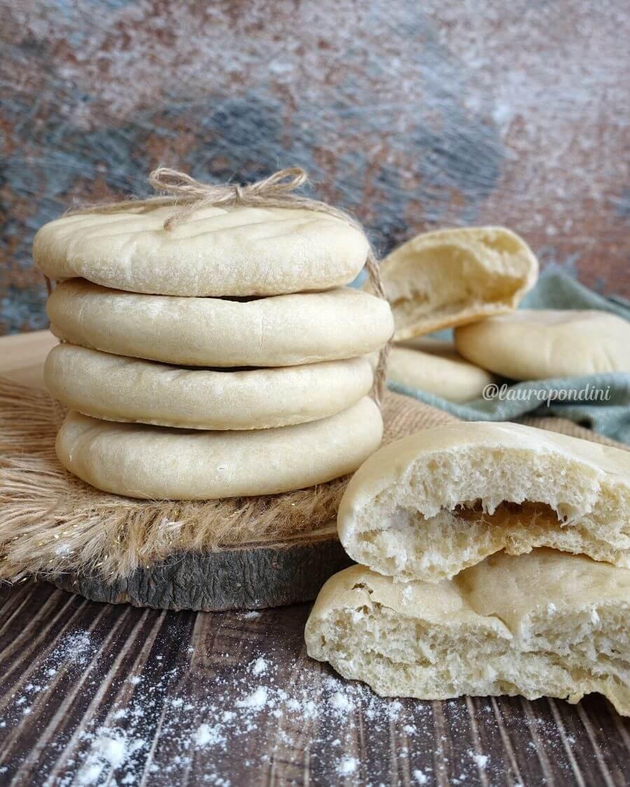 Pane Arabo fatto in casa: la Ricetta fit
