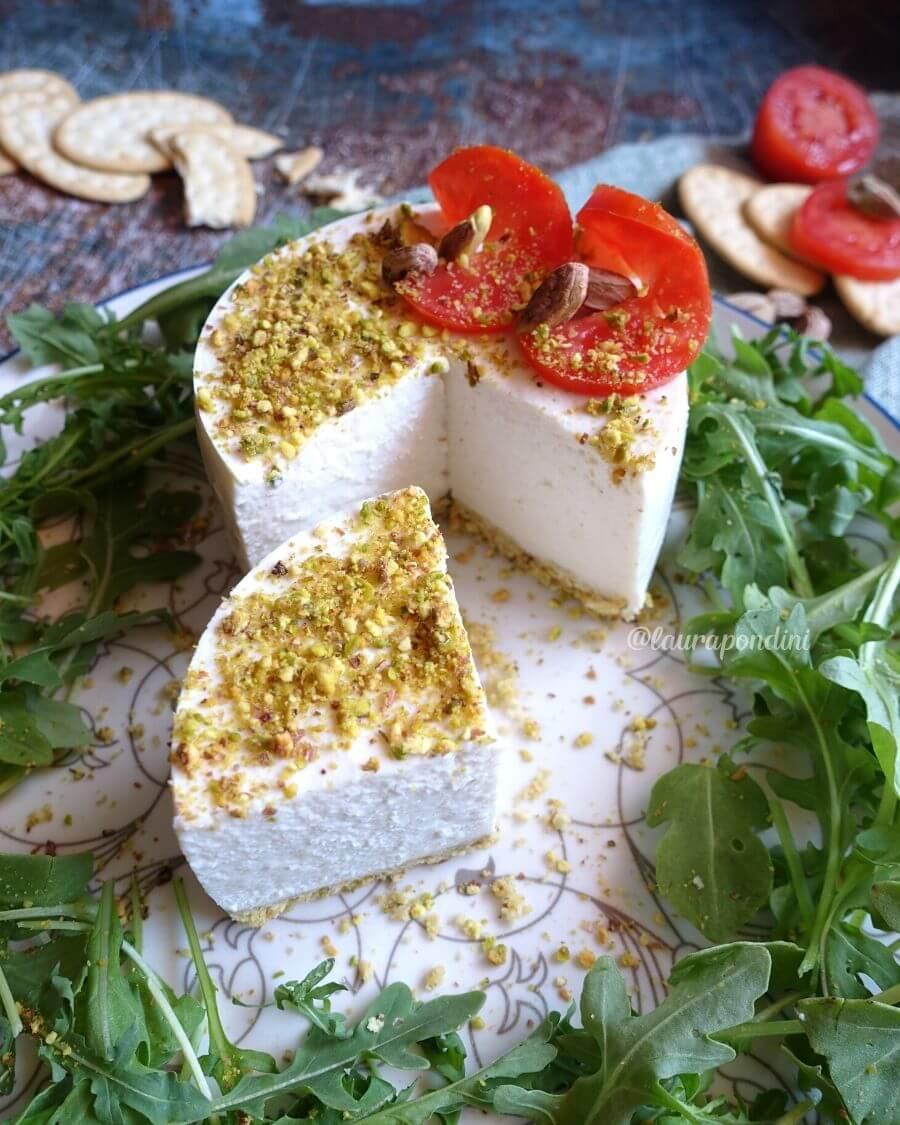 Cheesecake salata: la ricetta sana e leggera