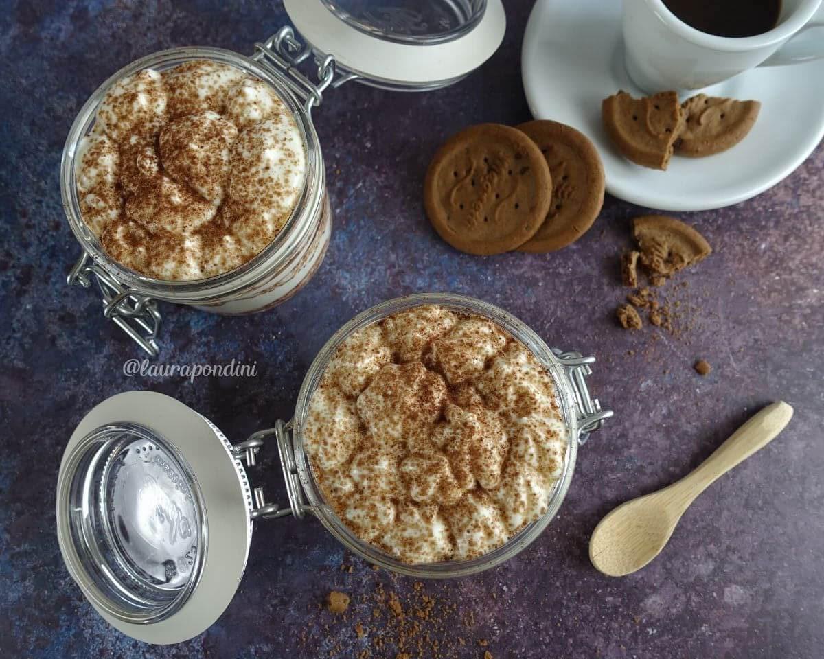Coppette allo yogurt greco e ricotta: la Ricetta fit senza uova