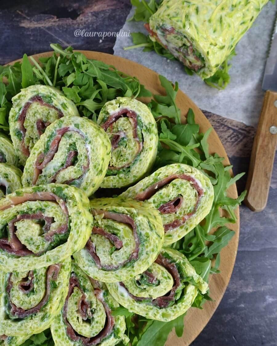Rotolo alle zucchine: la Ricetta light cotta al forno