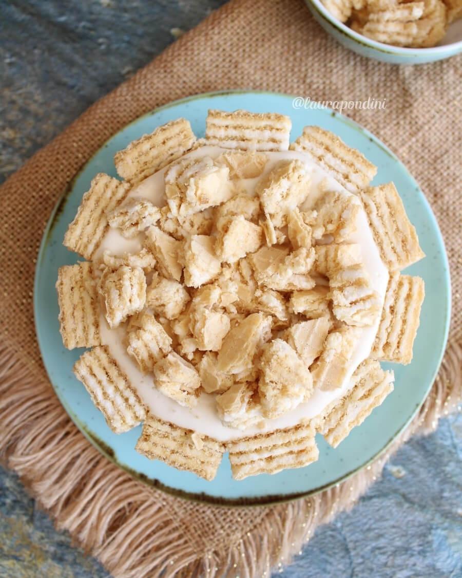 Cheesecake ai wafer con ricotta e vaniglia: la Ricetta fit