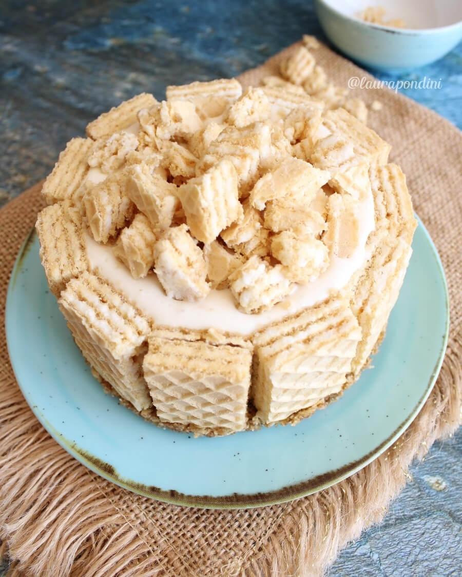 Cheesecake con ricotta e vaniglia: la Ricetta veloce