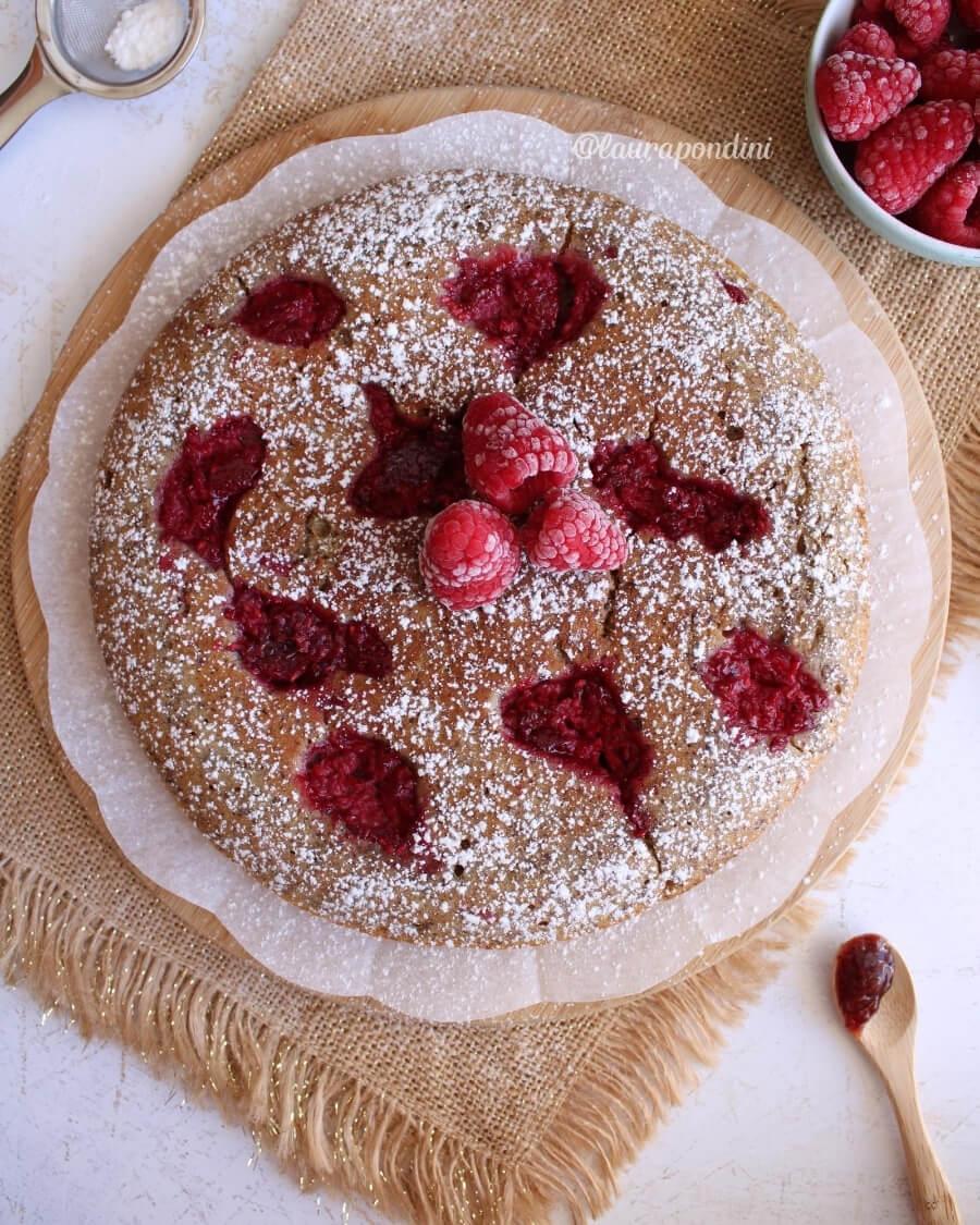 Torta cotta in padella: la Ricetta fit senza burro