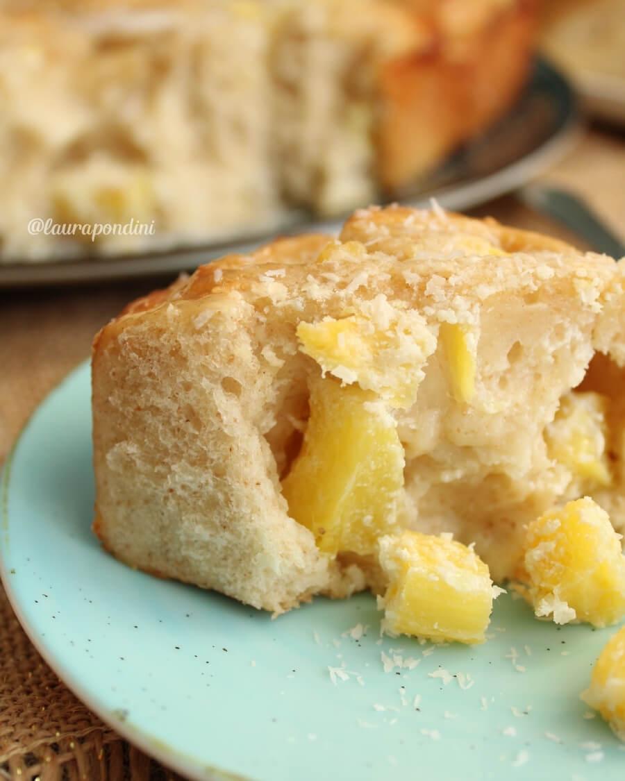 Pan brioche ananas e cocco: la Ricetta facile