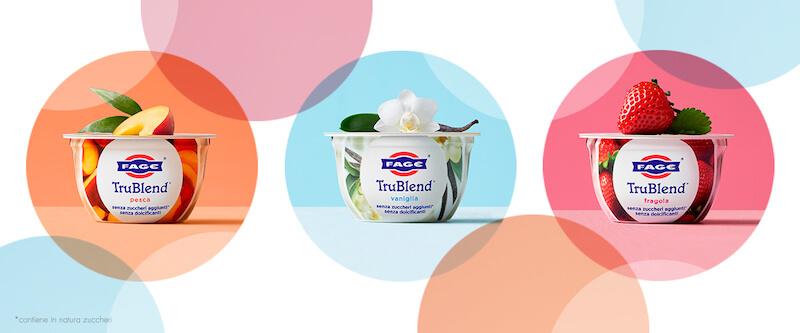 Fage TruBlend - Yogurt Greco senza zuccheri aggiunti