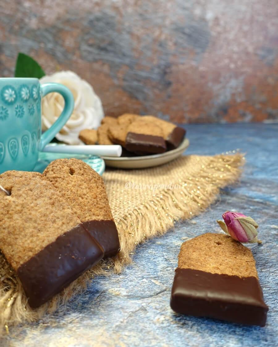 Biscotti bustina di tè ricetta senza burro