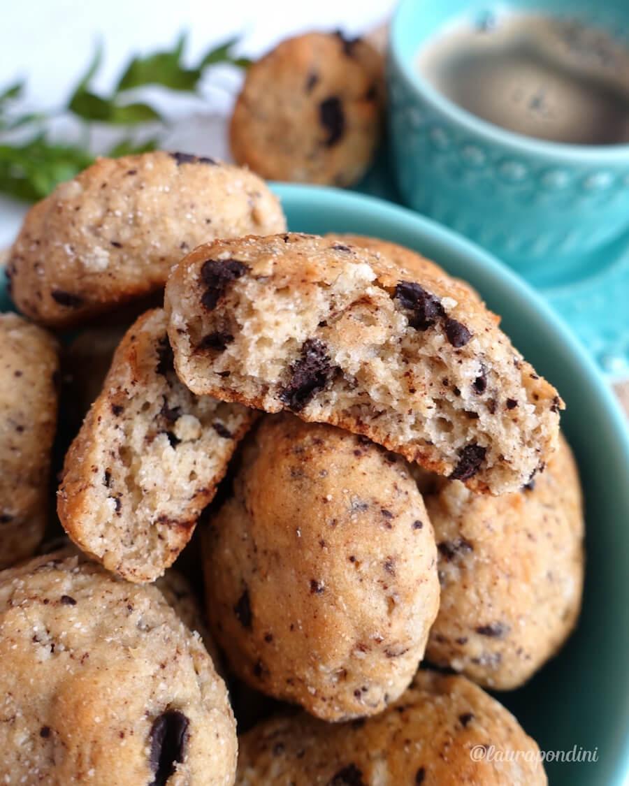 Biscotti morbidi con yogurt e cioccolato: la Ricetta fit