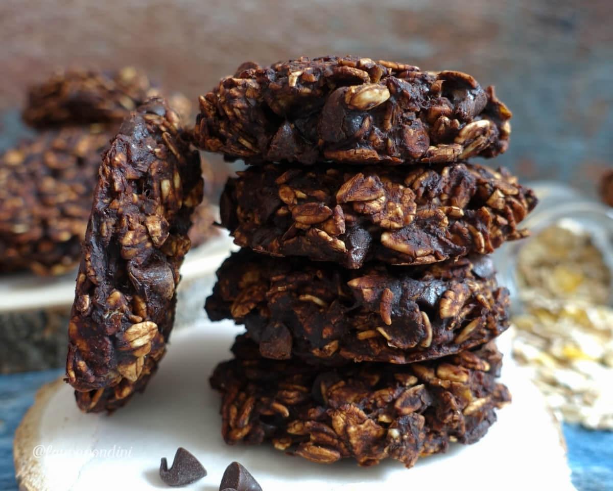 Biscotti ai 5 cereali Vegan: la Ricetta fit senza burro e uova