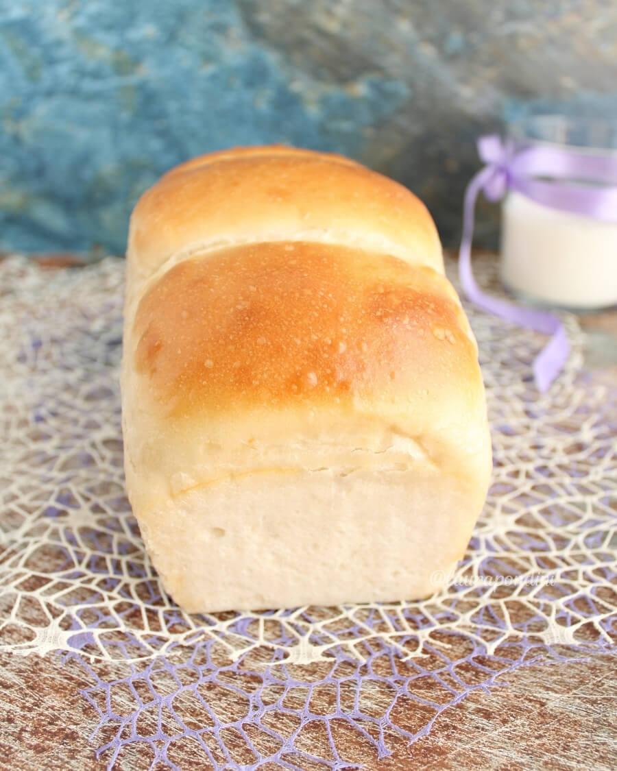 Hokkaido Milk Bread Ricetta