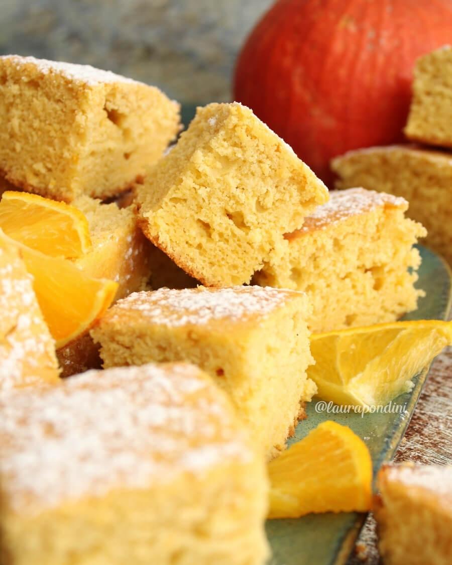 Torta zucca: la Ricetta sana e leggera