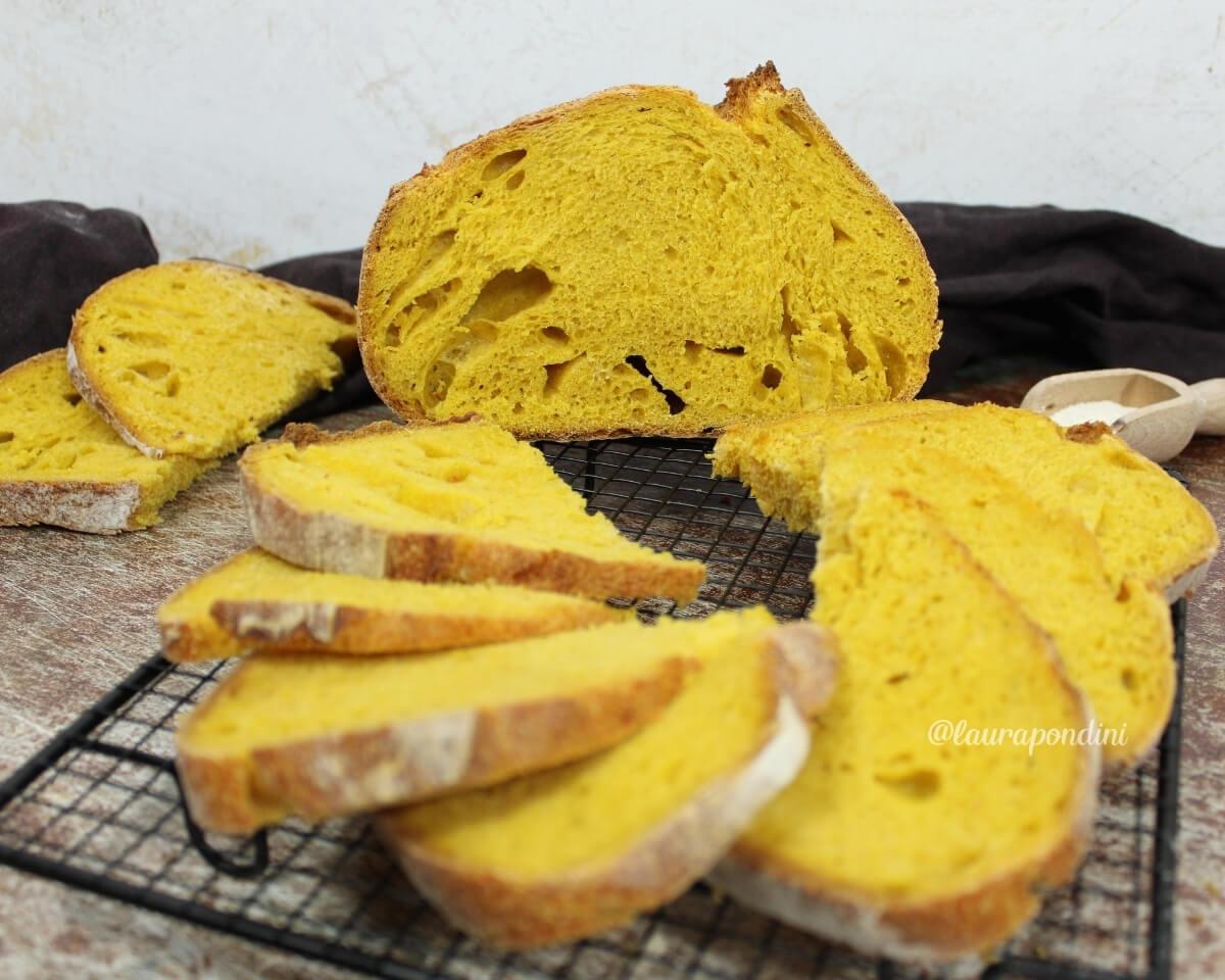 Pane alla zucca: la Ricetta con lievito madre