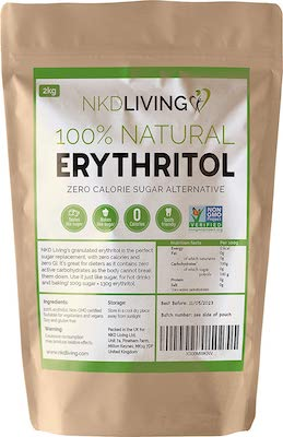 Eritritolo Nkd Living