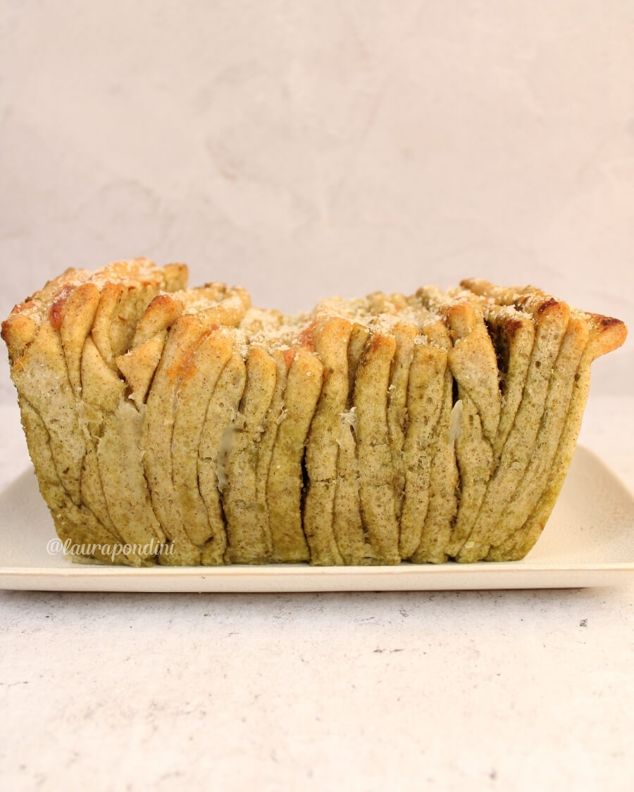 Pull apart bread ricetta