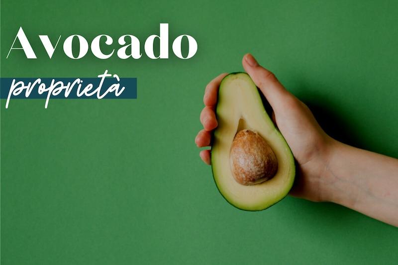 avocado proprietà