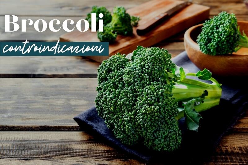 controindicazioni dei broccoli
