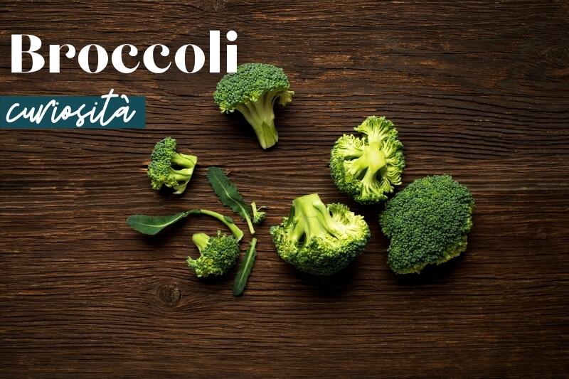 curiosità sui broccoli
