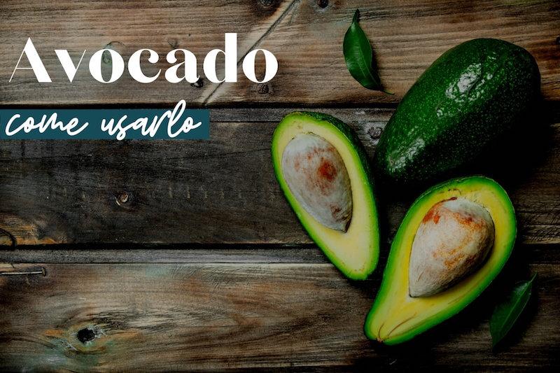 Come usare l'avocado