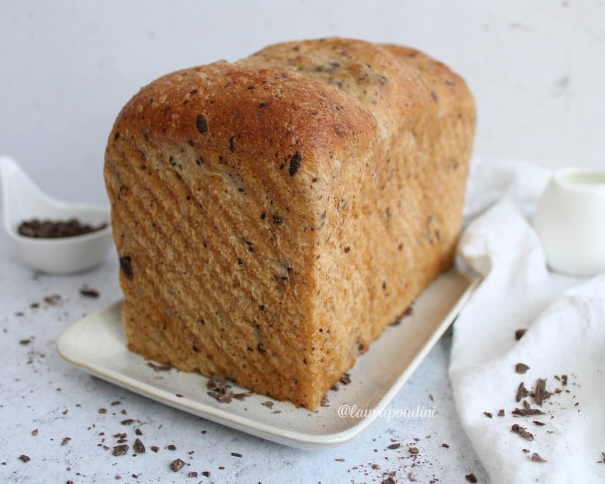 Pan Brioche al cioccolato: la Ricetta light con esubero di lievito madre