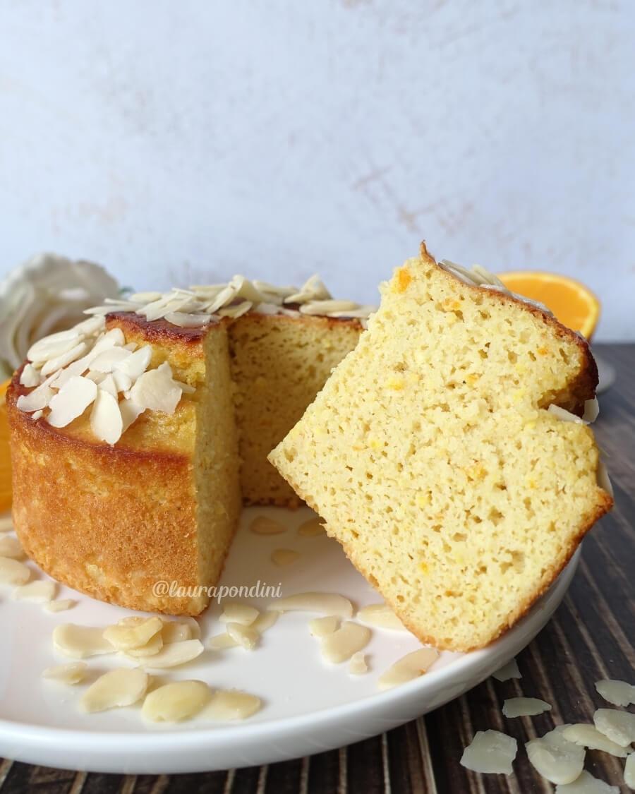 Pan d arancia ricetta fit gluten free