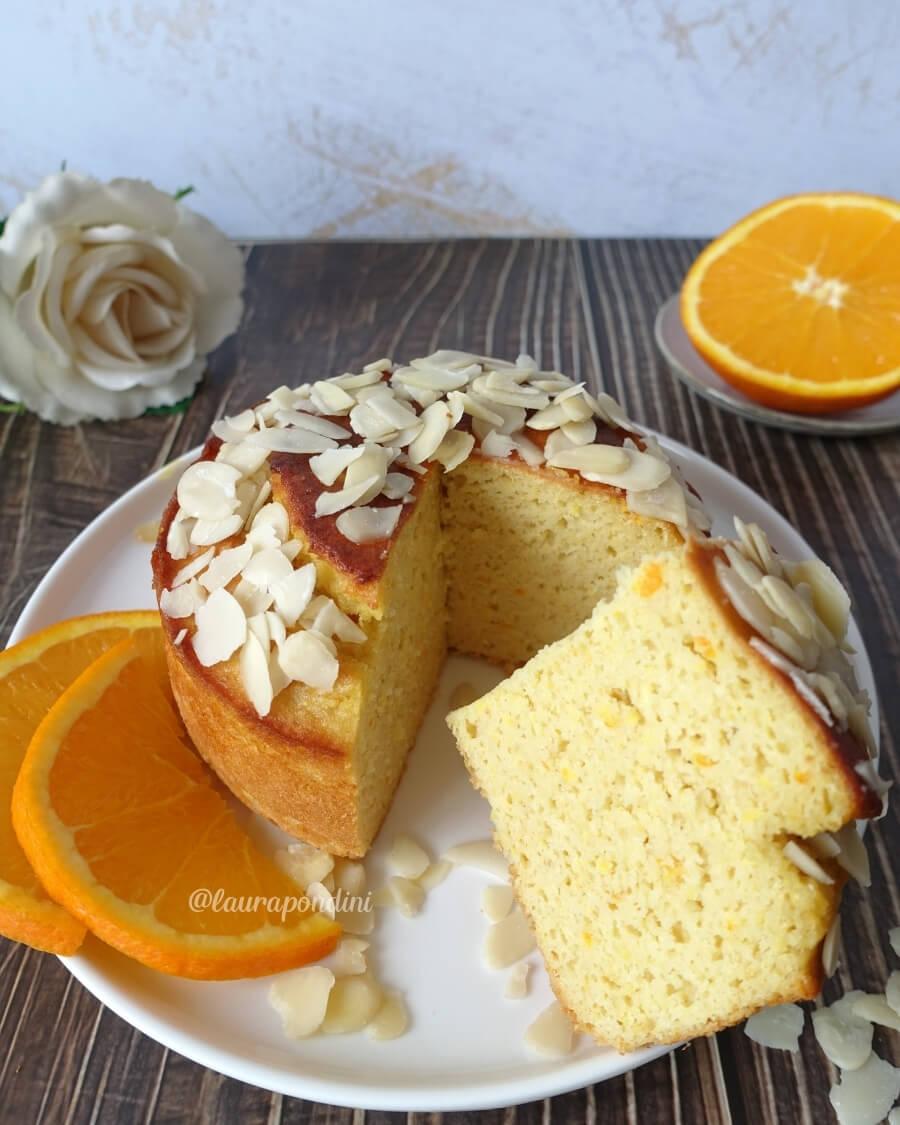 Pan d arancia ricetta senza burro