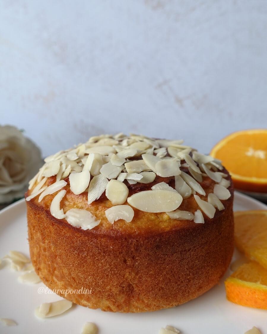 Pan d arancio ricetta light senza glutine