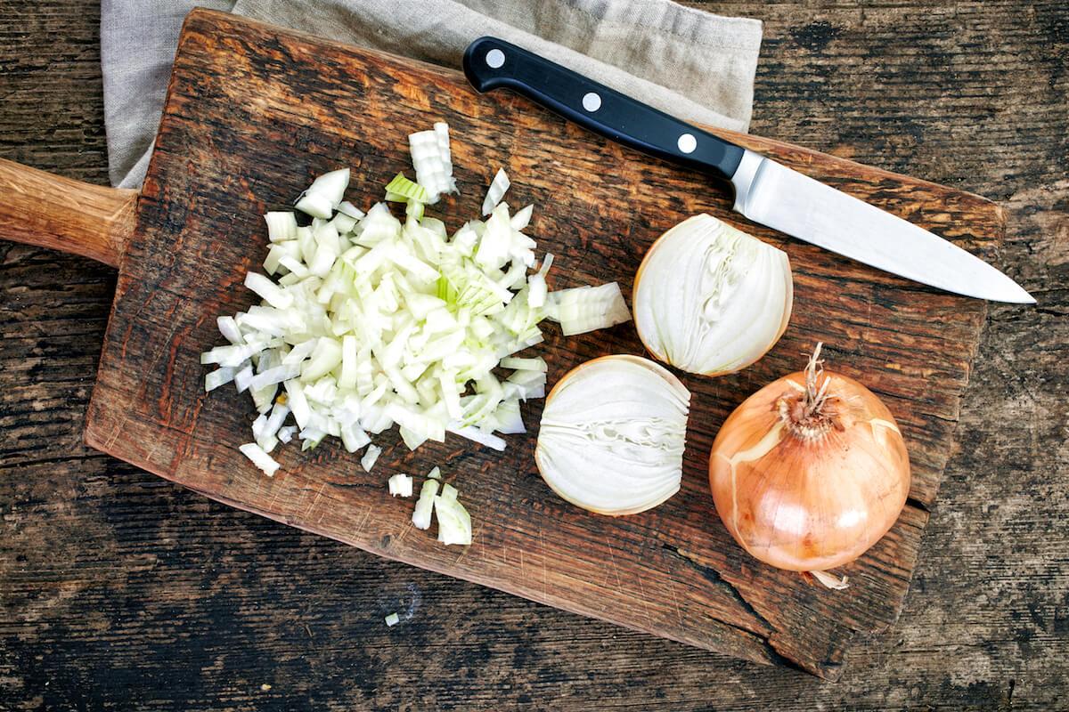 proprietà e benefici della cipolla