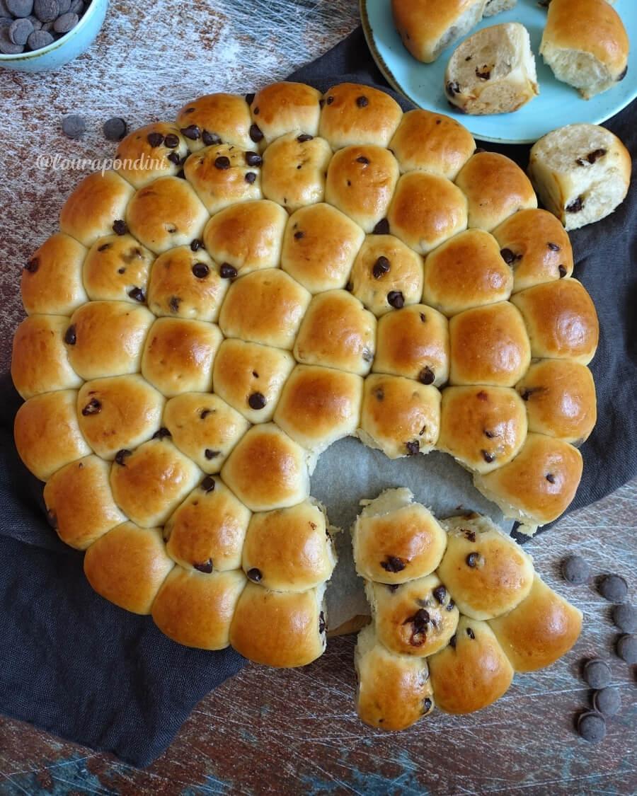 Bubble bread ricetta